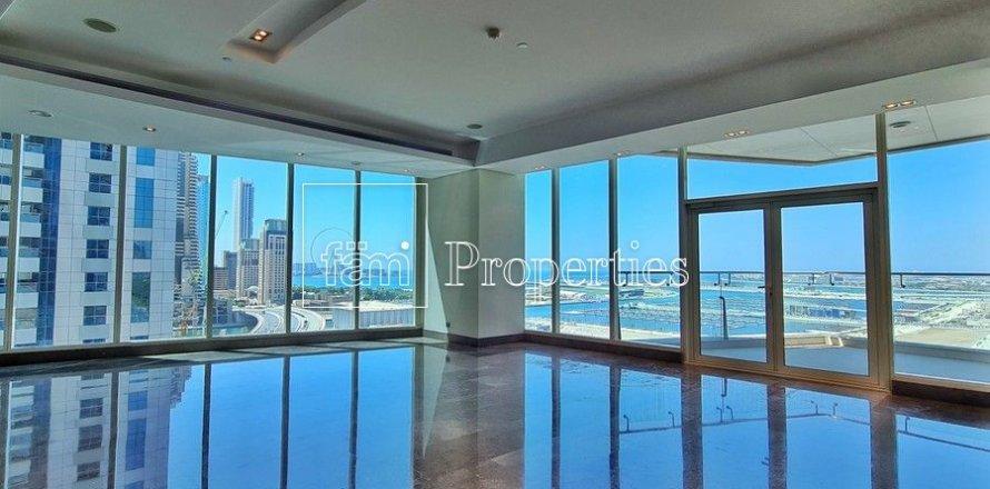 Apartment in Dubai Marina, Dubai, UAE 4 bedrooms, 566.7 sq.m. № 3397