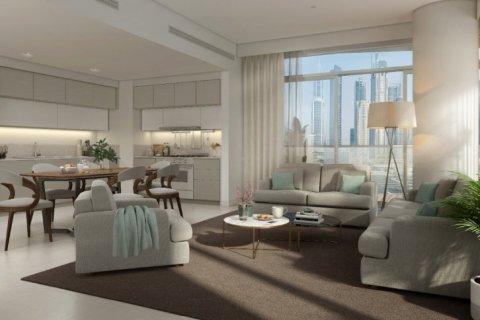 Apartment in Dubai Harbour, Dubai, UAE 4 bedrooms, 209 sq.m. № 6705 - photo 1