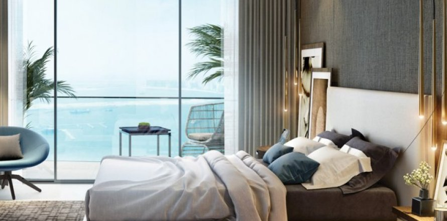 Apartment in Jumeirah Beach Residence, Dubai, UAE 3 bedrooms, 176 sq.m. № 6626