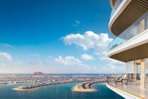 Apartment in Dubai Harbour, Dubai, UAE 2 bedrooms, 129 sq.m. № 6619 - photo 1