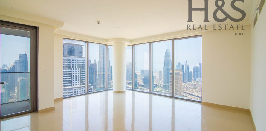 Apartment in Downtown Dubai (Downtown Burj Dubai), Dubai, UAE 3 bedrooms, 169.1 sq.m. № 2755