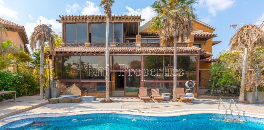 Villa in Dubai Land, Dubai, UAE 6 bedrooms, 1254.2 sq.m. № 5196