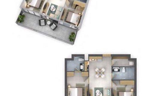 Apartment in Business Bay, Dubai, UAE 2 bedrooms, 83.3 sq.m. № 4923 - photo 8