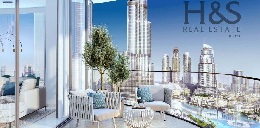 Apartment in Downtown Dubai (Downtown Burj Dubai), Dubai, UAE 2 bedrooms, 159.4 sq.m. № 6838