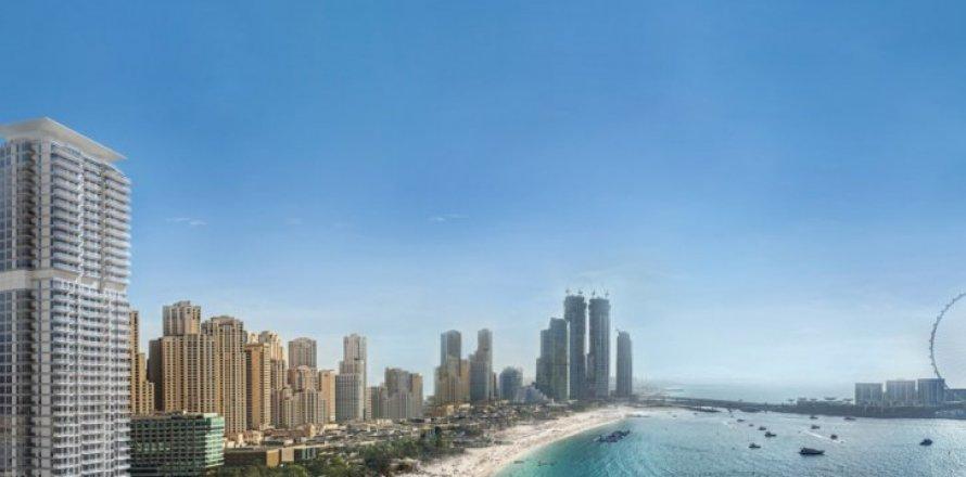 Apartment in Jumeirah Beach Residence, Dubai, UAE 4 bedrooms, 283 sq.m. № 6686
