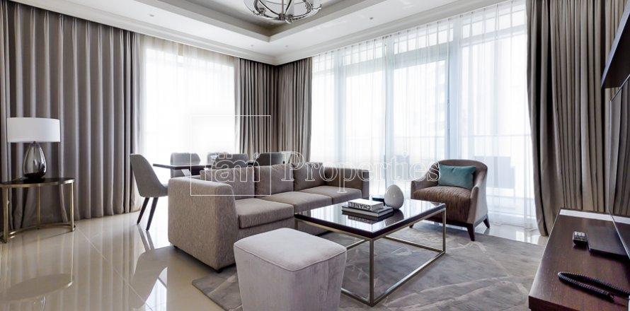 Apartment in Downtown Dubai (Downtown Burj Dubai), Dubai, UAE 2 bedrooms, 134.4 sq.m. № 4983