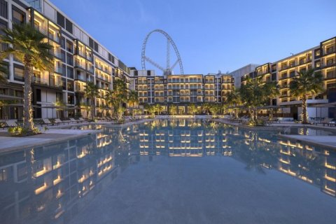 Apartment in Bluewaters, Dubai, UAE 2 bedrooms, 138 sq.m. № 6714 - photo 1