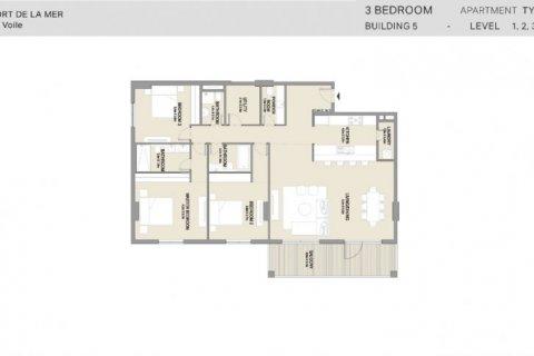 Apartment in Jumeirah, Dubai, UAE 3 bedrooms, 184 sq.m. № 6596 - photo 12