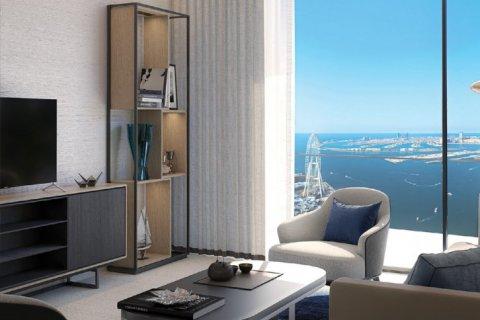 Apartment in Jumeirah Beach Residence, Dubai, UAE 1 bedroom, 71 sq.m. № 6627 - photo 1