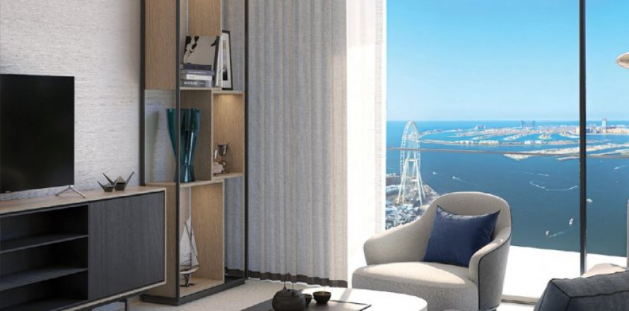 Apartment in Jumeirah Beach Residence, Dubai, UAE 1 bedroom, 71 sq.m. № 6627