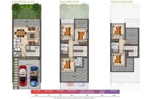 Townhouse in Dubai, UAE 5 bedrooms, 227.9 sq.m. № 3184 - photo 6
