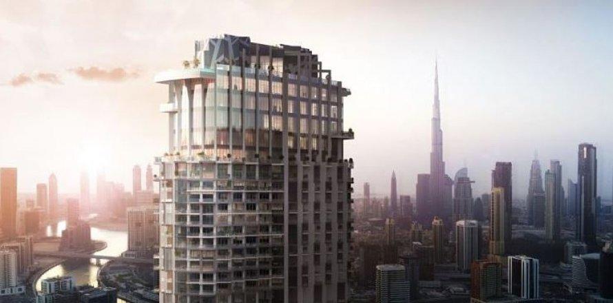 Apartment in Business Bay, Dubai, UAE 62.3 sq.m. № 4595