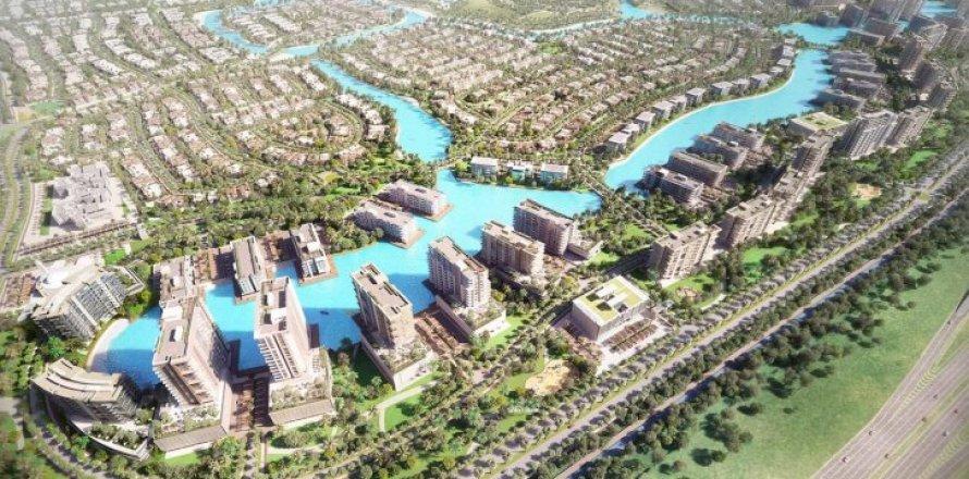 Apartment in Mohammed Bin Rashid City, Dubai, UAE 3 bedrooms, 185 sq.m. № 6646