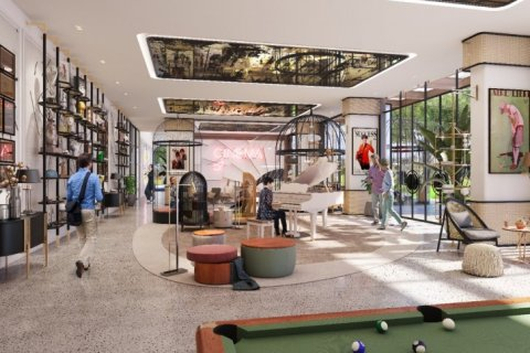 Apartment in Dubai Hills Estate, Dubai, UAE 1 bedroom, 47 sq.m. № 6689 - photo 1