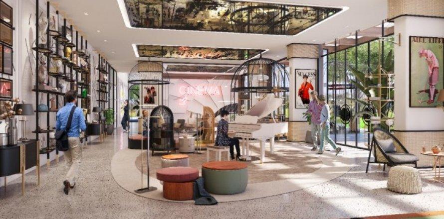 Apartment in Dubai Hills Estate, Dubai, UAE 1 bedroom, 47 sq.m. № 6689