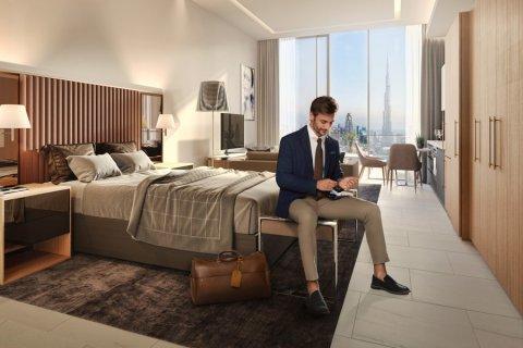 Apartment in Business Bay, Dubai, UAE 62.2 sq.m. № 3498 - photo 14