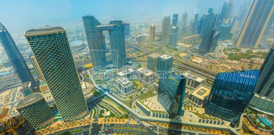 Apartment in Downtown Dubai (Downtown Burj Dubai), Dubai, UAE 3 bedrooms, 247.4 sq.m. № 3602