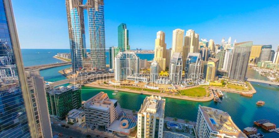 Apartment in Dubai Marina, Dubai, UAE 1 bedroom, 67.2 sq.m. № 3271