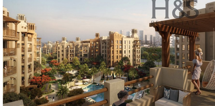 Apartment in Umm Suqeim, Dubai, UAE 2 bedrooms, 123.3 sq.m. № 3001