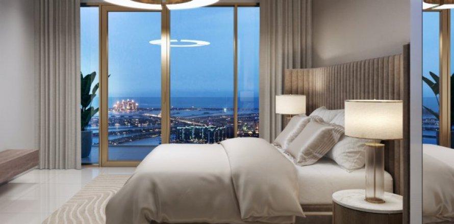 Apartment in Dubai Harbour, Dubai, UAE 3 bedrooms, 205 sq.m. № 6609