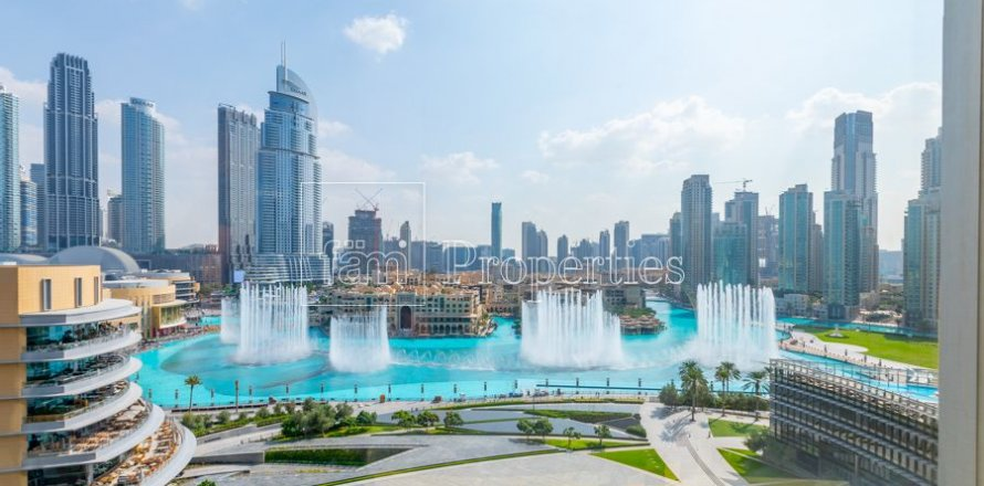 Apartment in Downtown Dubai (Downtown Burj Dubai), Dubai, UAE 1 bedroom, 109.7 sq.m. № 4243