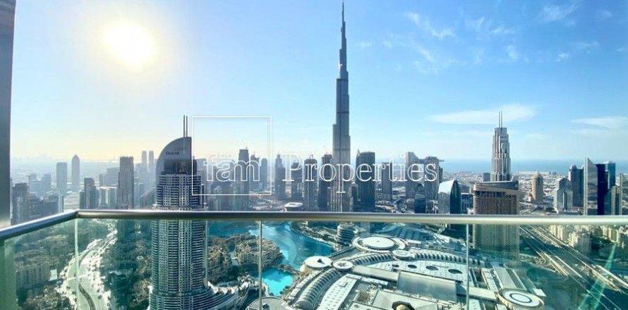 Apartment in Downtown Dubai (Downtown Burj Dubai), Dubai, UAE 4 bedrooms, 251.2 sq.m. № 5507