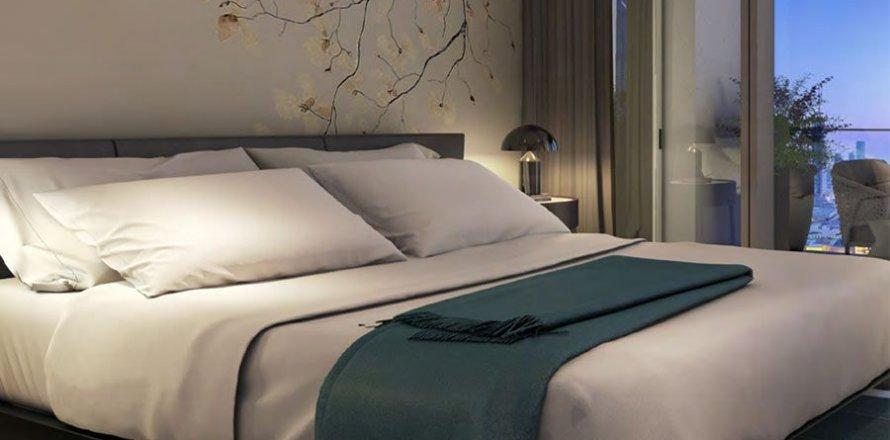 Apartment in Downtown Dubai (Downtown Burj Dubai), Dubai, UAE 3 bedrooms, 151.2 sq.m. № 3605