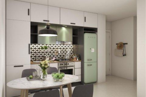 Apartment in Dubai Hills Estate, Dubai, UAE 1 bedroom, 45 sq.m. № 6647 - photo 1