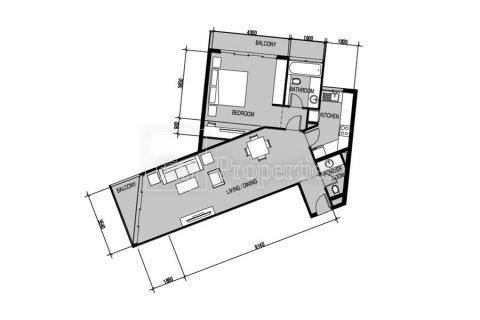 Apartment in Business Bay, Dubai, UAE 1 bedroom, 83.2 sq.m. № 4532 - photo 2