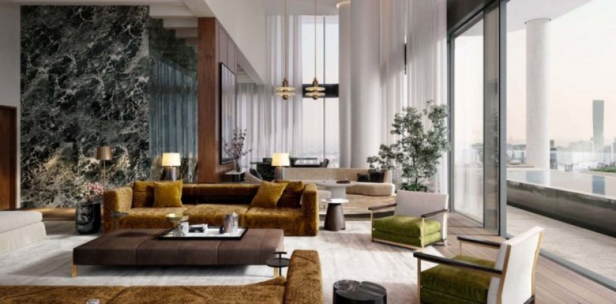 Penthouse in Dubai, UAE 5 bedrooms, 1645 sq.m. № 6643