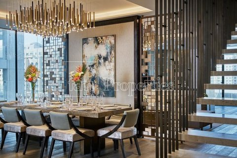 Penthouse in Palm Jumeirah, Dubai, UAE 4 bedrooms, 666 sq.m. № 3277 - photo 14