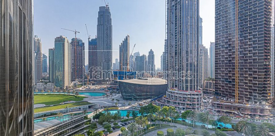Apartment in Downtown Dubai (Downtown Burj Dubai), Dubai, UAE 1 bedroom, 110.1 sq.m. № 3362
