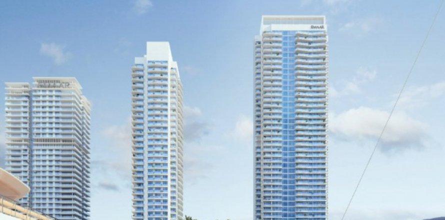 Apartment in Dubai Harbour, Dubai, UAE 2 bedrooms, 110 sq.m. № 6670