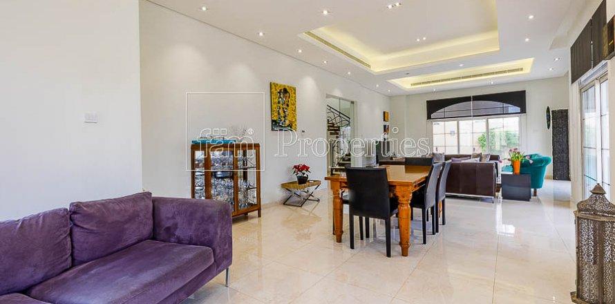 Villa in Dubai Land, Dubai, UAE 4 bedrooms, 557.4 sq.m. № 5037