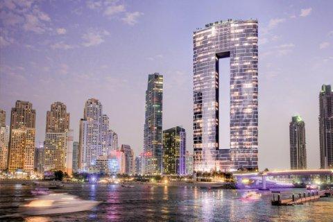 Penthouse in Jumeirah Beach Residence, Dubai, UAE 5 bedrooms, 466 sq.m. № 6622 - photo 1