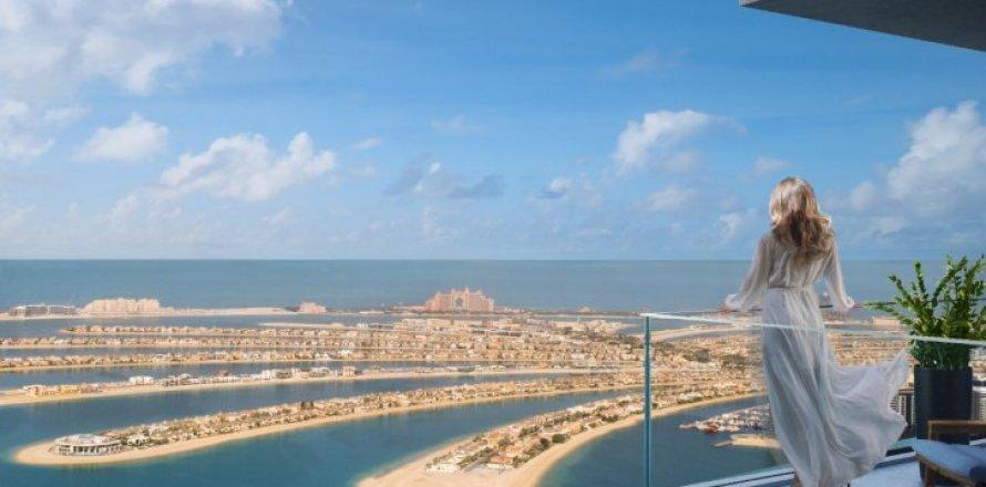 Apartment in Dubai Harbour, Dubai, UAE 1 bedroom, 76 sq.m. № 6589
