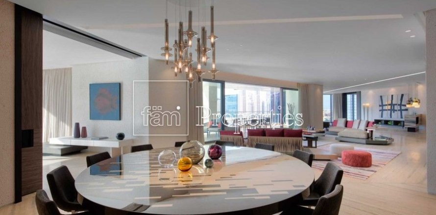 Apartment in Business Bay, Dubai, UAE 5 bedrooms, 1002.3 sq.m. № 4109