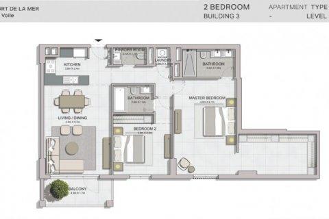 Apartment in Jumeirah, Dubai, UAE 2 bedrooms, 127 sq.m. № 6595 - photo 12