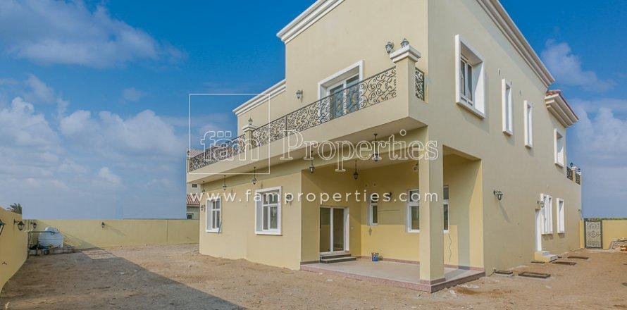 Villa in Dubai Land, Dubai, UAE 6 bedrooms, 947.6 sq.m. № 5045