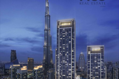Apartment in Downtown Dubai (Downtown Burj Dubai), Dubai, UAE 2 bedrooms, 109.6 sq.m. № 2753 - photo 2
