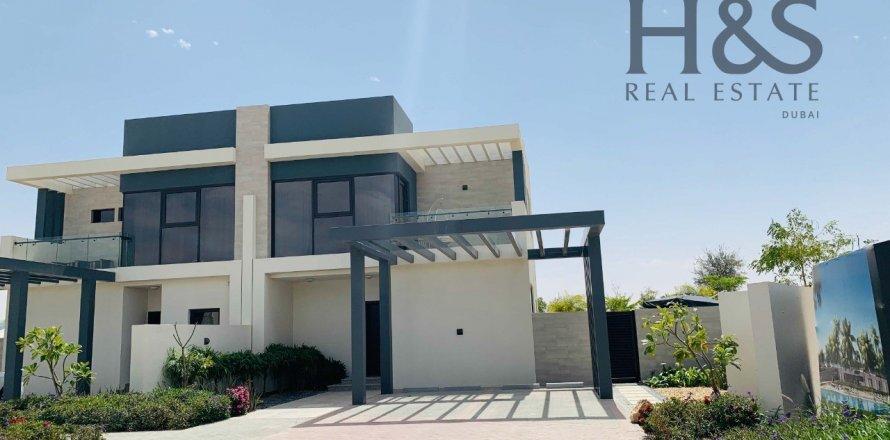 Townhouse in DAMAC Hills (Akoya by DAMAC), Dubai, UAE 4 bedrooms, 191.1 sq.m. № 3012