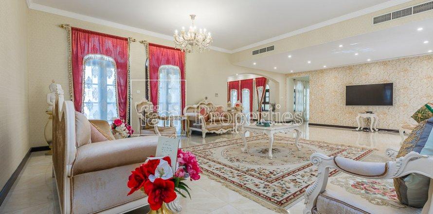 Villa in Dubai Land, Dubai, UAE 6 bedrooms, 1579.3 sq.m. № 5197