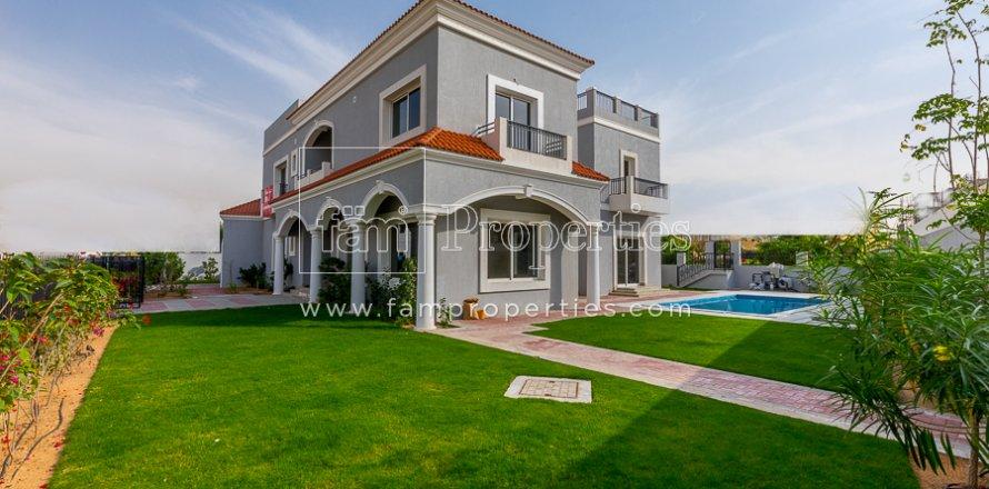 Villa in Dubai Land, Dubai, UAE 7 bedrooms, 789.7 sq.m. № 5188