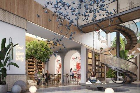 Apartment in Dubai Hills Estate, Dubai, UAE 2 bedrooms, 69 sq.m. № 6672 - photo 9