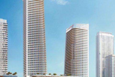 Apartment in Dubai Harbour, Dubai, UAE 1 bedroom, 73 sq.m. № 6610 - photo 2