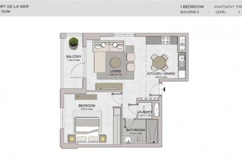 Apartment in Jumeirah, Dubai, UAE 2 bedrooms, 112 sq.m. № 6606 - photo 10