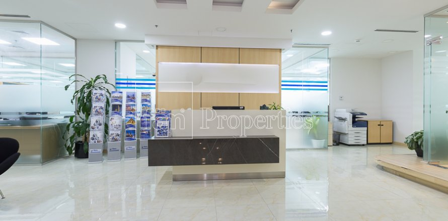 Commercial property in Business Bay, Dubai, UAE 1866.9 sq.m. № 3432