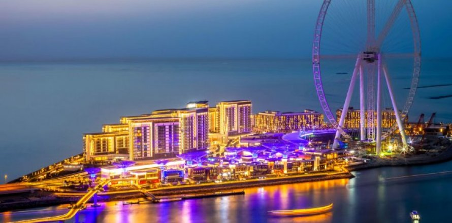 Apartment in Bluewaters, Dubai, UAE 2 bedrooms, 138 sq.m. № 6709