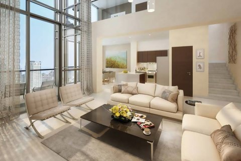 Apartment in Downtown Dubai (Downtown Burj Dubai), Dubai, UAE 1 bedroom, 79.6 sq.m. № 3705 - photo 12