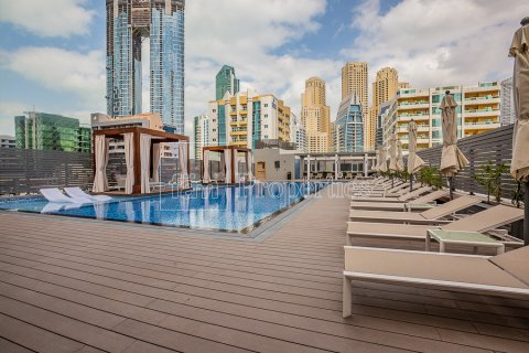 Apartment in Dubai Marina, Dubai, UAE 1 bedroom, 55 sq.m. № 3429 - photo 8